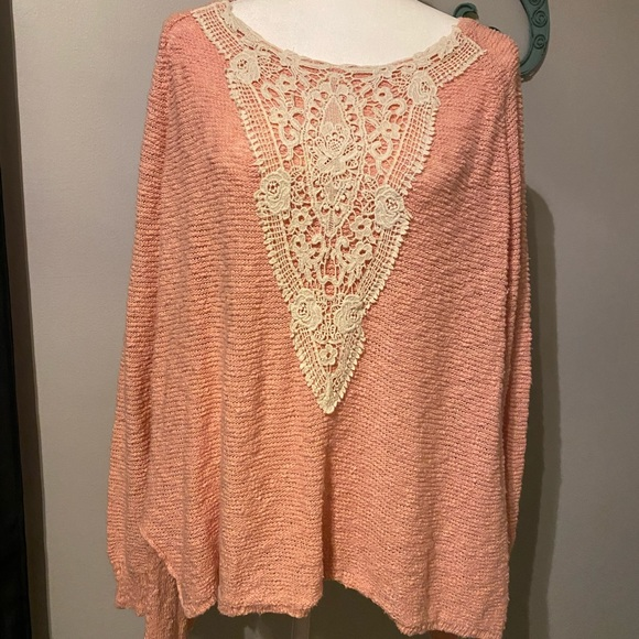 Pretty in pink top from Mossimo